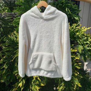 Aeropostale fuzzy sweater